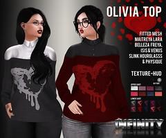 !NFINITY Olivia Top