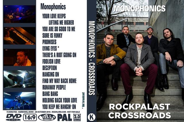 Monophonics - Crossroads 2016