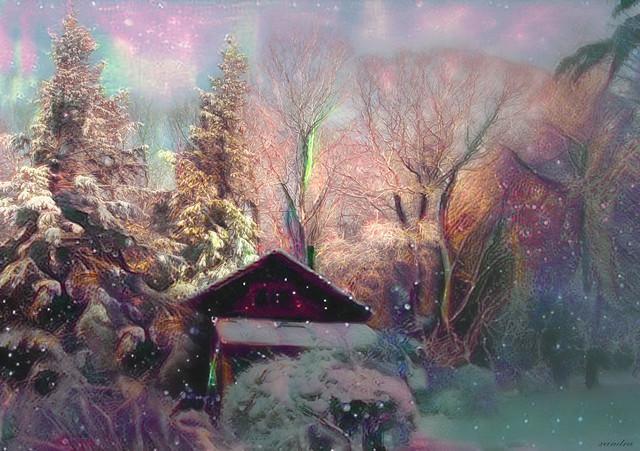 ** dreamy winter **