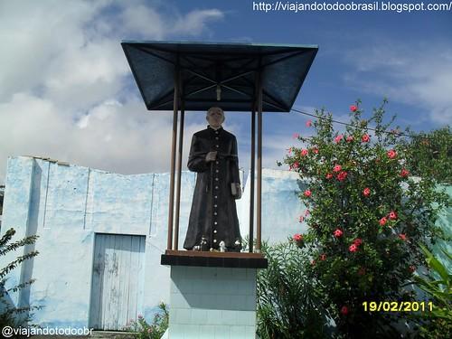 Pindoba - Imagem em homenagem a Padre Cícero