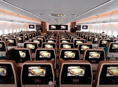 AIRBUS A380: Lower Deck