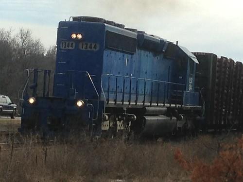 ILSX 1344 on the E&LS Line