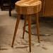 Retro oval stool €30