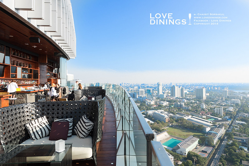 Octave Rooftop Lounge Rooftop Bar กรุงเทพ-02