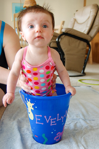 Bucket of Evelyn
