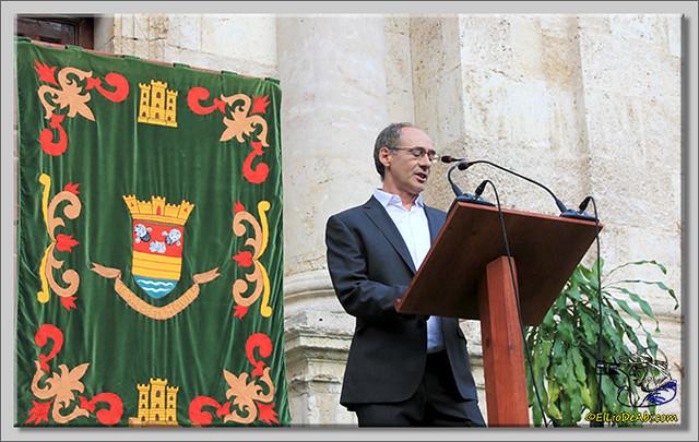 Briviesca en Fiestas 2.015 Proclamación de las Reinas y lectura del Pregón (9)