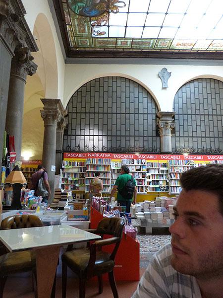 librairie-café