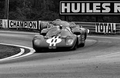 North American Auto Racing Team Ferraris