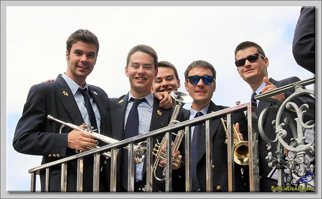 Briviesca en Fiestas 2.015 Recepción en el Ayuntamiento y canto popular del Himno a Briviesca (12)