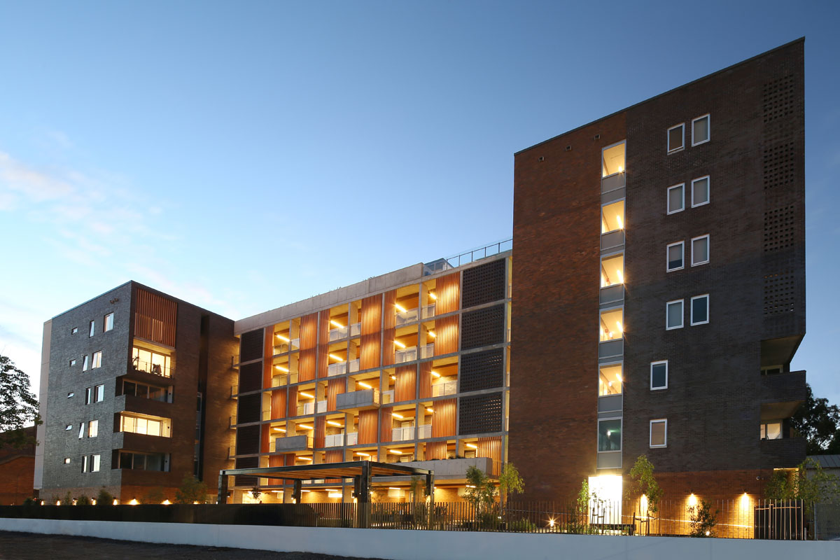 Platform Apartments