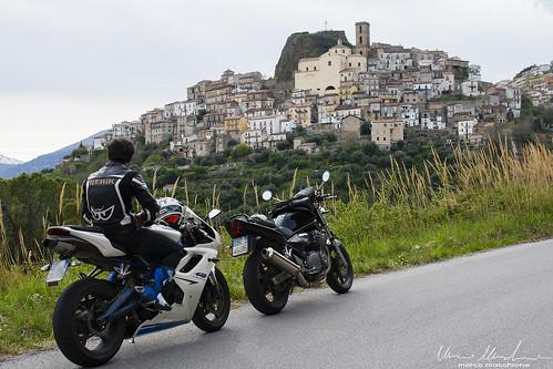 Road to San Chirico Raparo