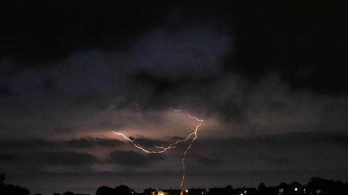 Thunderballs and lightning