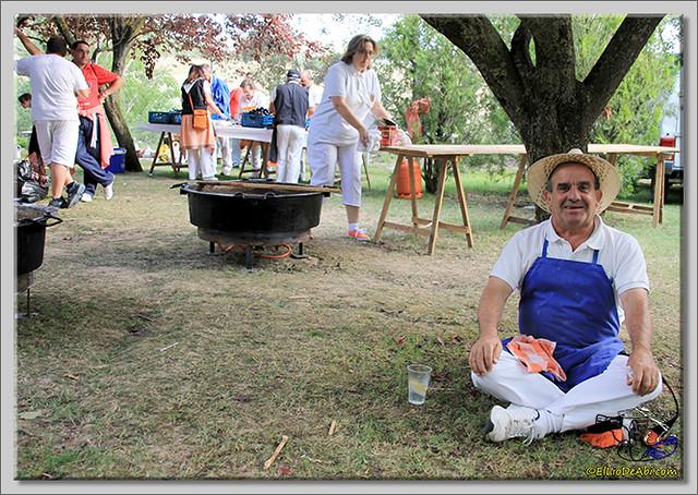 Jira campestre Entierro de San Roquín y subida de blusas (1)