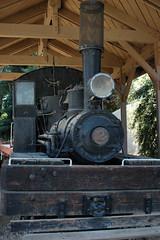 D70-0812-031 - Lima Shaw Train Engine