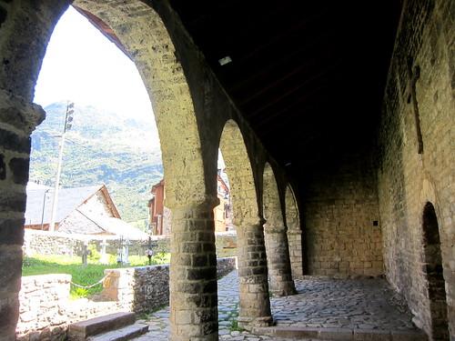 Santa Eulàlia d'Erill-la-Vall