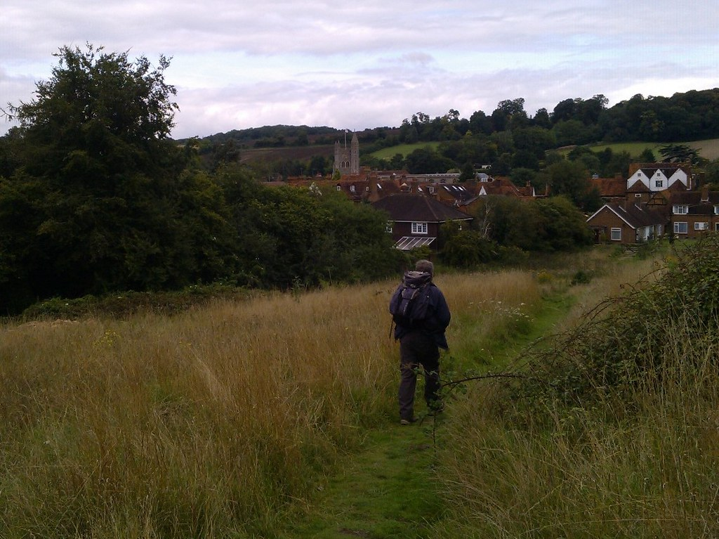 Path to Amersham 2