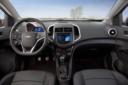 2012 Chevrolet Sonic RS - 02