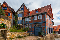 Half-timbered houses, Quedlinburg