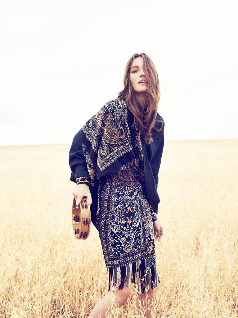 Жозефин Ле Тутур — Фотосессия для «Neiman Marcus» 2015 – 7