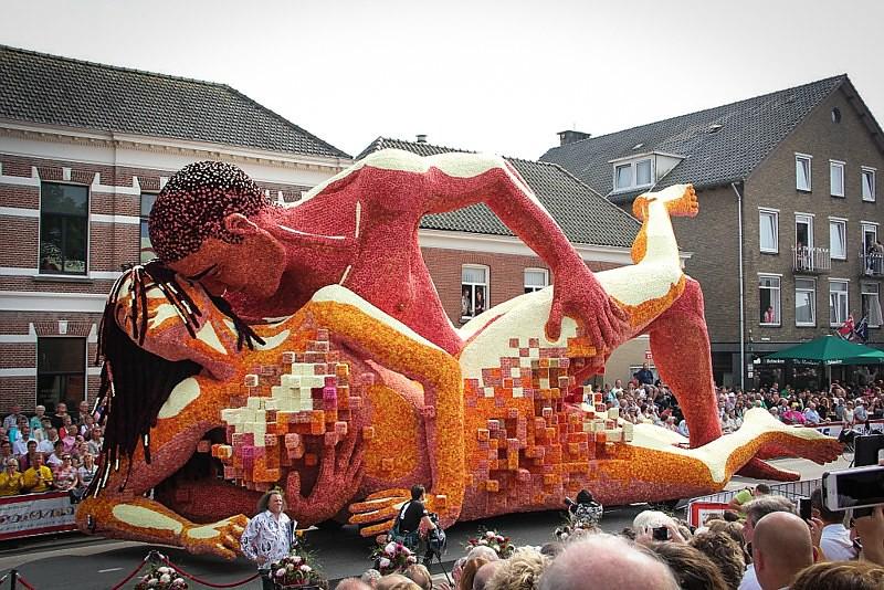 Festival flores Holanda