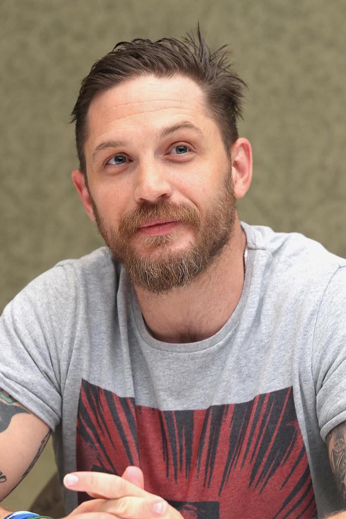 Том Харди — Пресс-конференция «Легенда» на «TIFF» 2015 – 24