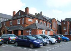 former school and parish rooms