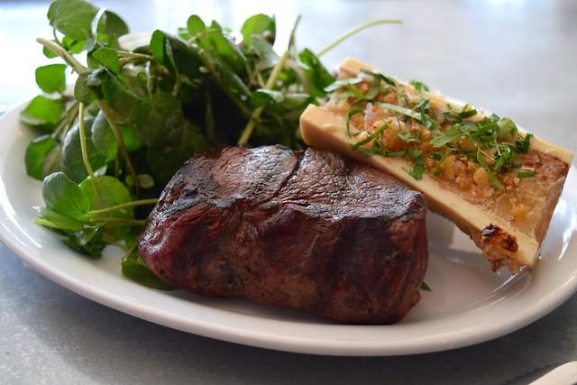 Roe Deer Steak at John Doe, Westbourne Park | www.rachelphipps.com @rachelphipps