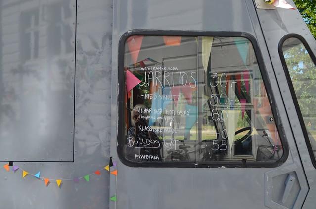 Mexican jarritos sodas truck Copenhagen
