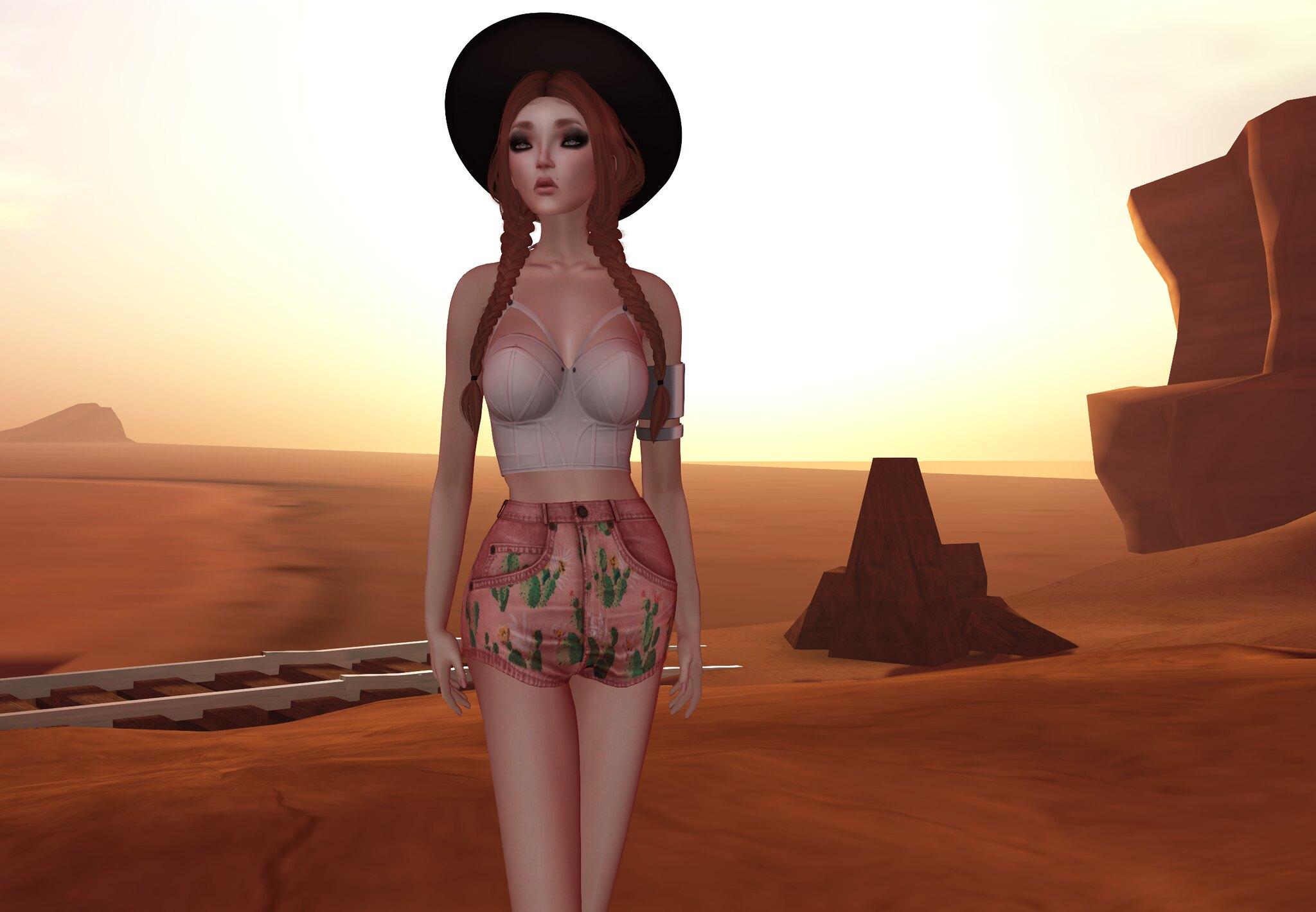 273. | Desert Paradise
