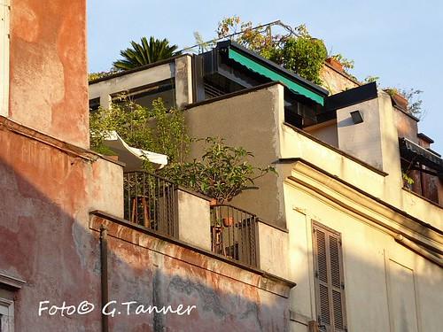 Grüne Oasen in Rom