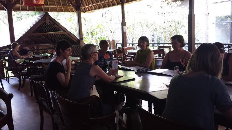 Retreat Recreate Bali 2015 Monday