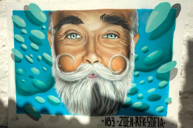 Casares Graffiti 9