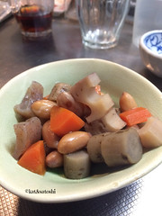 peanut nishime