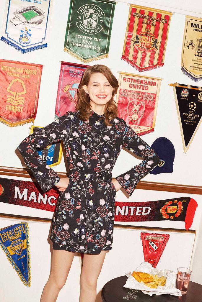 Линдси Виксон — Фотосессия для «Bergdorf Goodman» 2015 – 15