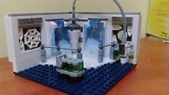 Alien study lab WIP.