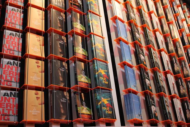 Livres - Frankfurt Buchmesse 2015