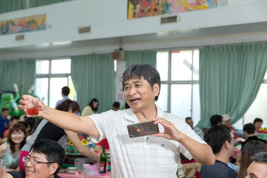 台南婚攝-文定歸寧宴 X 麻豆國小禮堂 (54)