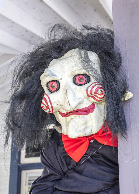 Halloween In Irvington