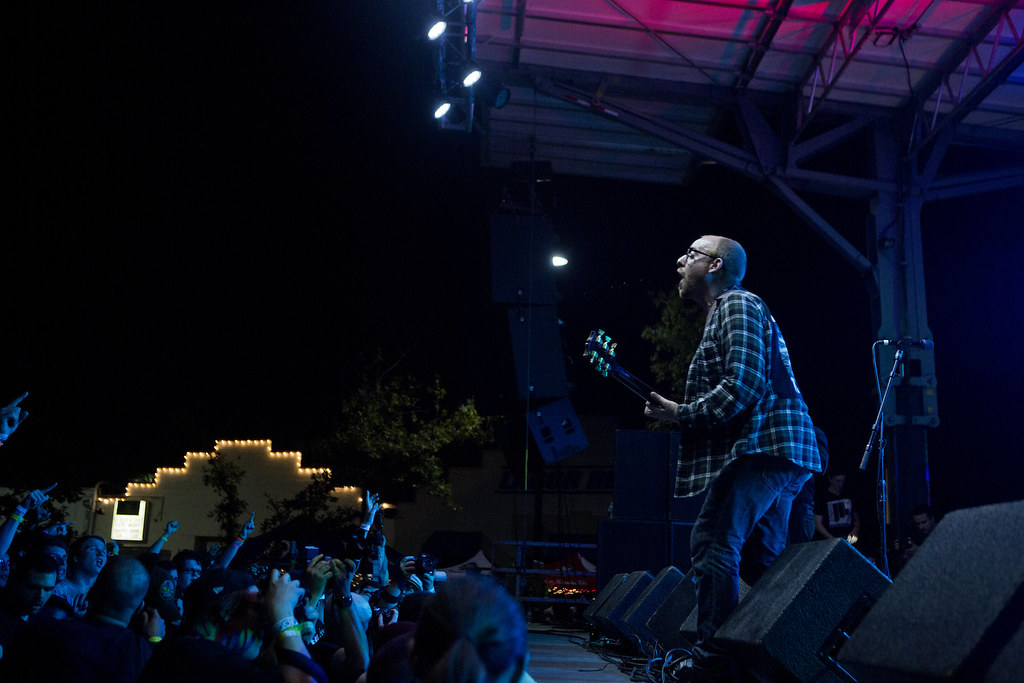 The Menzingers @ Lot 10 | 10.30.15 | Fest 14