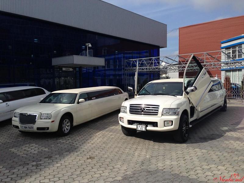 Аренда лимузинов от компании «PrestigeLimo» oт 50 euro