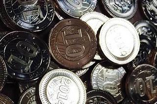 Zimbabwe bond-coins