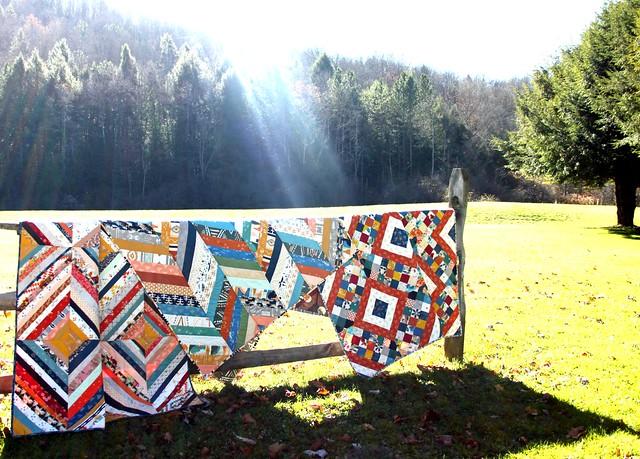 Fall QAYG Quilts