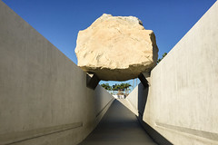 A Big Rock That You Can Walk Under