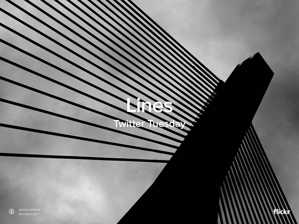 Twitter Tuesday: Lines