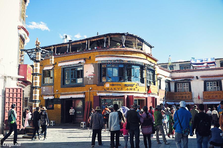 2015.12.09 ▐ Tibet 西藏踢北去 ▐ 尋找藏人真正的拉薩中心,被信仰力量震撼的大昭寺與舊城區 28.jpg