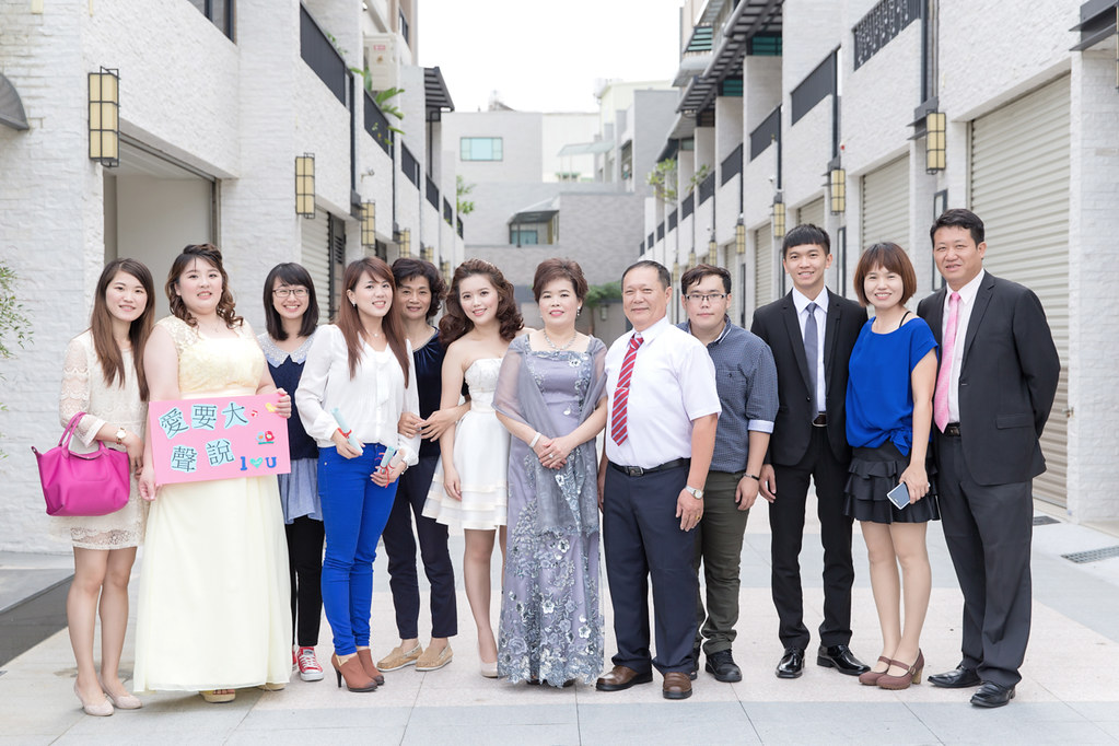台南婚攝 情定婚宴城堡 (12)