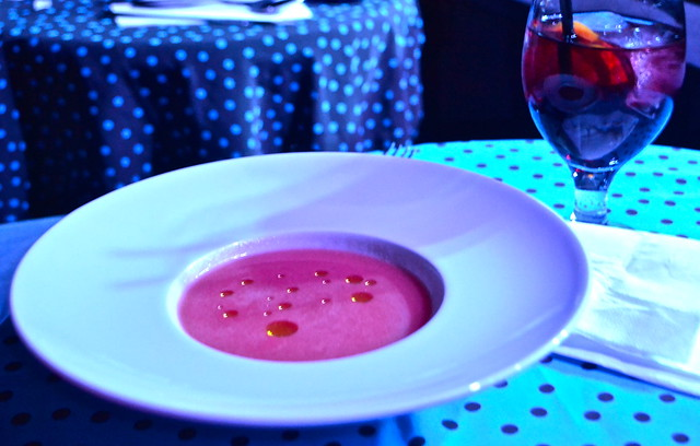 gazpacho - Flamenco en Madrid - Cardamomo Tablao Flamenco