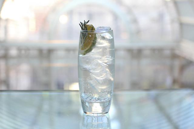 Vodka Rosemary Lime cocktail © ROH Restaurants 2015