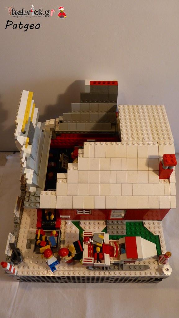 "[BuildtheBrick #2]: ""Santa's Workshop"" 23265881199_211c664c9d_b"