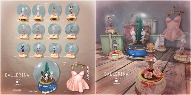 Ballerina - The Arcade